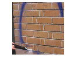 Biodegradable Anti Graffiti Systems from Tech-Dry