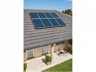 Solar Photovoltaic Systems use sunlight to produce your household's electricity