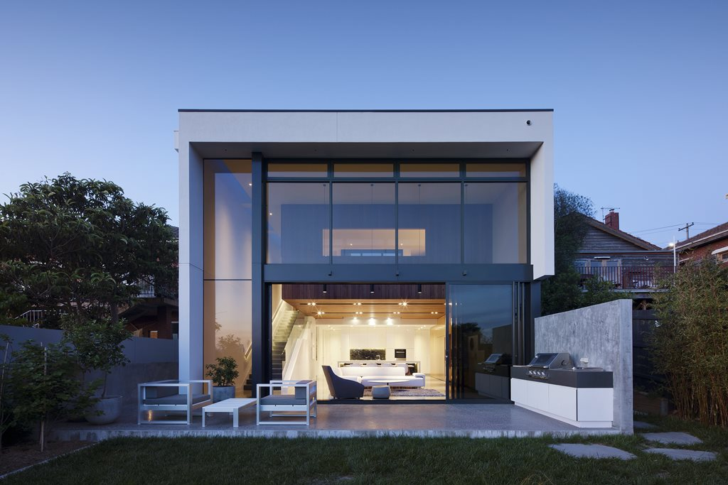 Northcote residence by k2ld architecture and design for Modern residences