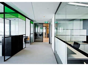 Sleek and stylish partitioning suites