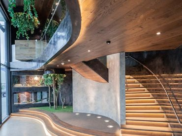 Quadro - Crosbie Projects, Office Space, Sydney