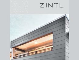 Zintl premium interlocking aluminium cladding system