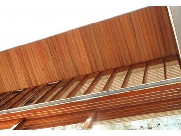 Shiplap cladding - eco-friendly cedar cladding
