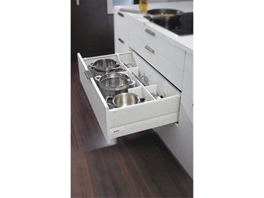 Drawer Storage Systems by Harn