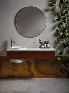 contemporary luxury bathroom basin