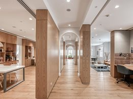 Plank Floor's European oak collection: The commercial flooring solution
