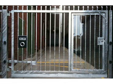 Pedestrian And Vehicle Control Access Equipment From