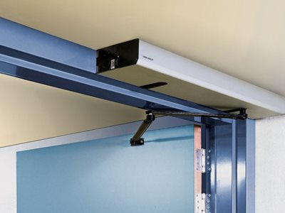 Detailed product image of swing door operating system