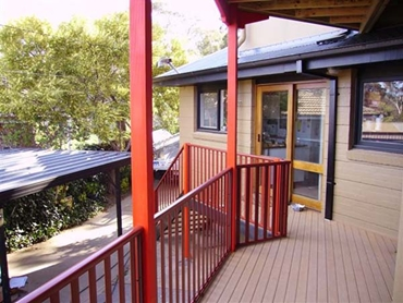 Colorbond®Steel and Aluminium Balustrades
