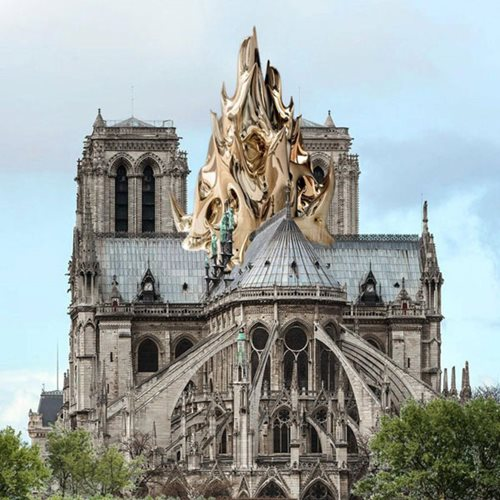 Notre Dame Rebuild The Most Interesting Ideas