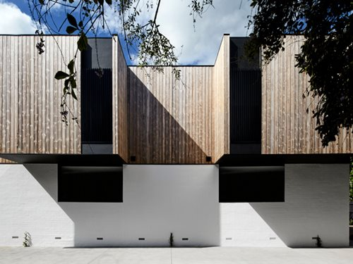 adaptive reuse 1960s Melbourne townhouses