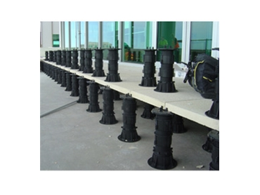Buzon Pedestals For Raised Floors From Pasco Construction