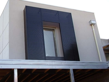 Supaslat™ - Attractive Aluminium Window and Sunshade Screens