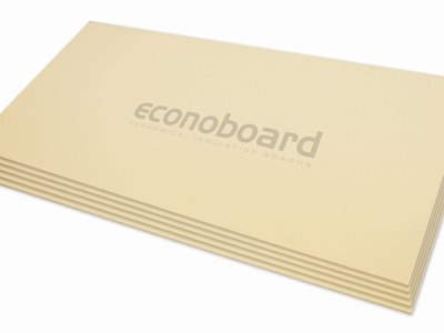 econoboard uncoated stack
