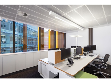 SAS Metal Ceiling Systems Deliver a Long Term Solution With Service Integration and Design l jpg