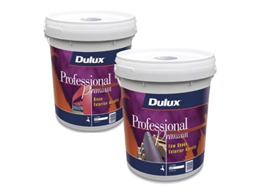 Decorative Paints for Exterior Surfaces by Dulux Australia