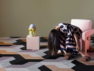 Bolon's high performance flooring