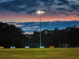 World-class sports lighting and lighting control solutions