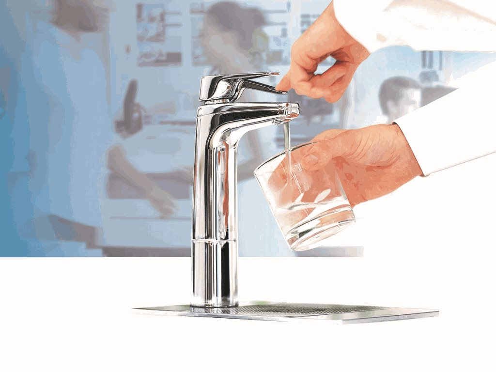 Billi Quadra: Premium instant filtered boiling and chilled drinking water systems