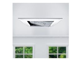Brightgreen's Square Downlights with greater efficiency and atmosphere