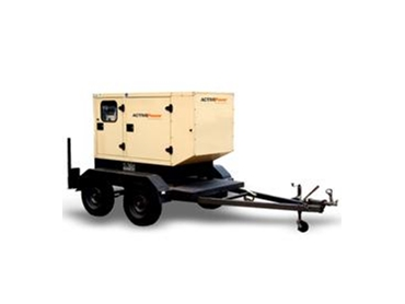 Diesel Generators with Extended Fuel Cell by Active Power Management from Active Air Rentals l