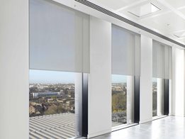 Ambience roller blind systems