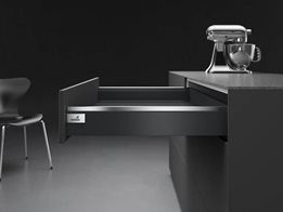ArciTech innovative drawer systems by Hettich