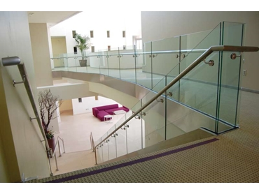 Architectural Railings and Balustrades by C.R. Laurence Australia