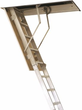 Pull down access ladder product image