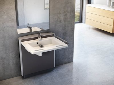 residential home adjustable basin