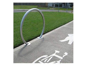 Stainless Steel Bike Racks by D O Smith & Sons