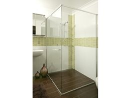 Framed, Semi Framed and Frameless Shower Screens by Stegbar