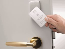 Salto electronic access systems and access control