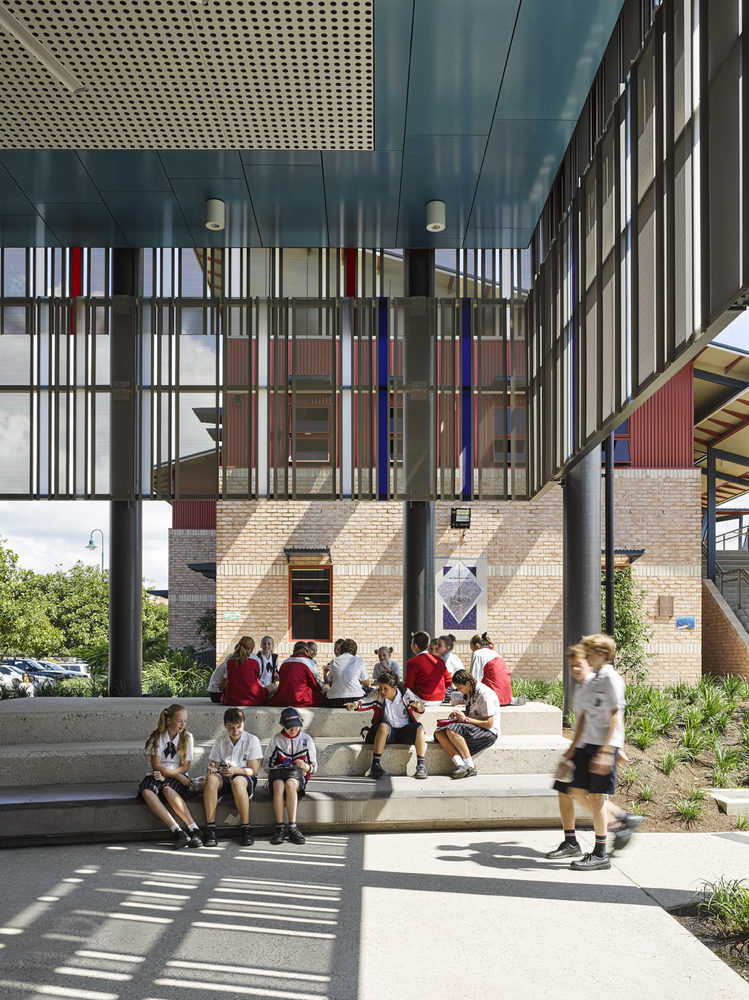 New Learning Hub Provides Queensland School With