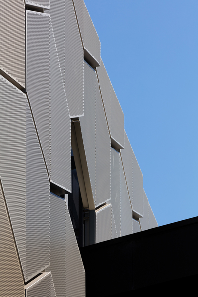 Taronga Institute of Science and Learning facade detail