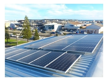 High Performance Solar Power Systems from Express Power