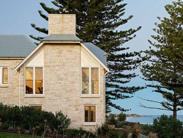 Both the architect and owners wanted energy efficient windows and doors