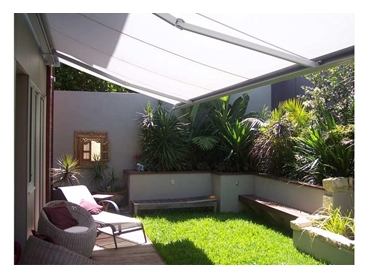 Retractable Folding Arm Awnings by Ozsun Shade Systems l jpg