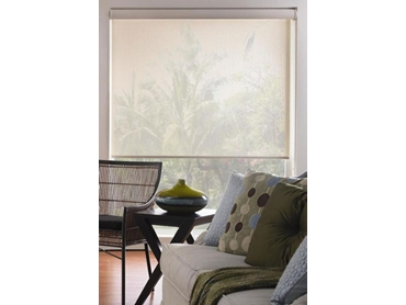 Mermet eco-friendly screen fabrics offer heat control and glare reduction