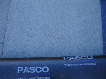 Waterproofing Membranes from Pasco for Internal and External Applications