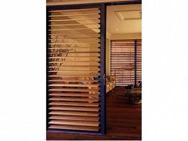 Stylish and Innovative Louvres From Trend For Controlled Ventilation and Sunlight l