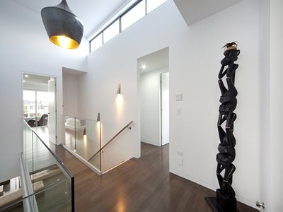 Interior View of Modern House Using Hebel PowerFloor