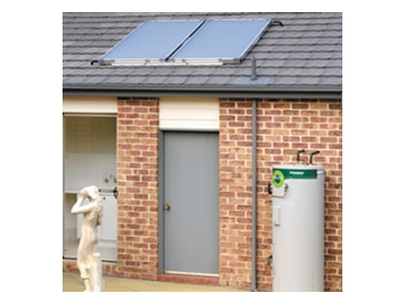 Solahart Simple Roof Mounted Thermosiphon Water Heaters