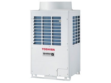 Toshiba s Super Heat Recovery Multi VRF Air Conditioners SHRMi l jpg