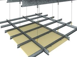Rondo DUO® Exposed Ceiling Grid