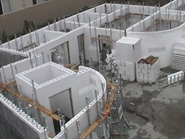 Domestic Insulated Concrete HomeFORMS