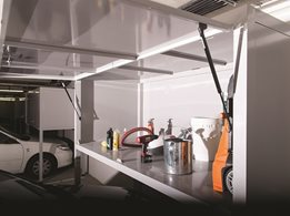 GarageSafe storage solutions
