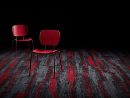 Fusion Carpet Planks: Statement carpet planks for any installation