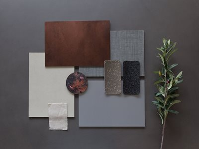 Altro Whiterock Wood Metals Colour Palette Swatches