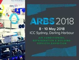ARBS 2018: Air Conditioning, Refrigeration and Building Services Trade Exhibition